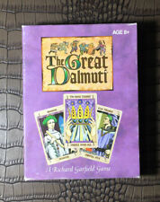Wizards of the Coast The Great Dalmuti Card Game SEALED CARDS - **UNPLAYED**