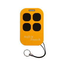 Tecmania Latest Multi-Frequency Cloning Remote Control - New Sun Orange Colour