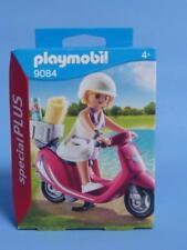 Playmobil Motor scooter/moto/cyclomoteur FIGURE + + la vie urbaine/Maison Véhicule
