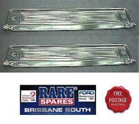 pair (2) SCUFF PLATE FITS XA XB XC SEDAN REAR LH OR RH ALSO GT GS
