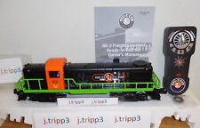 LIONEL 85253 HALLOWEEN ELX LIONCHIEF RS-3 DIESEL LOCOMOTIVE TRAIN O GAUGE REMOTE