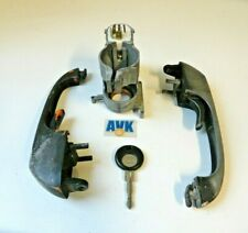 OE Schloßsatz Zündschloss Türgriff links rechts Schlüssel, VW Bus T3