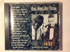 EARL HINES ART TATUM Omonimo Same S/t cd 1991 ITALY UNIQUE RARISSIMO VERY RARE