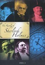 The Rivals of Sherlock Holmes : deel 2 (3 DVD)