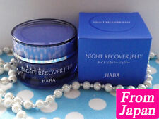 Haba Night Recover Jelly 50g Gel Essence for night Serum Japan