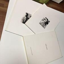 catalogo GIORGIO ARMANI collezione autunno inverno 1992/93 foto Lindbergh Fallai