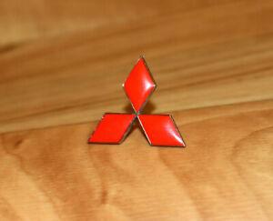 Mitsubishi Motors Automotive manufacturer Old Vintage Collectible Promo Pin
