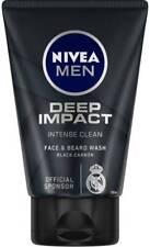 Nivea Men Deep Impact Face Wash (100 g) | Free Shipping