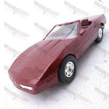 1988 Corvette Convertible Chevrolet Dealer Promo 1/25th Scale Model AMT/ERTL Red