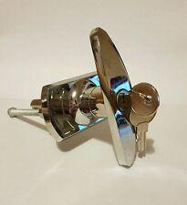 T Handle Garage Lock Diamond spindle