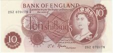 Great Britain 'J. S. Forde.' (1966 -70) 10/-, about Uncirculated
