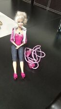 Mattel Video Barbie Doll working Spy Camera LCD Screen w/USB cable