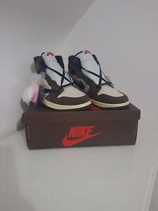 Brand New Nike Air Jordan 1 High OG TS SP Uk 8.5 Eur 43