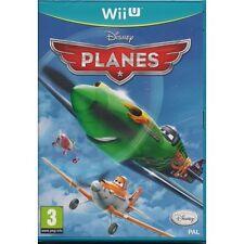 Disney Planes (Nintendo Wii U Nuevo)