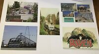 Amusement Park Postcards