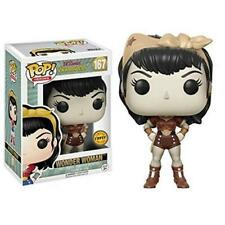 Funko Chase Limited Edition - POP Heroes: DC Bombshells - Wonder Woman #167