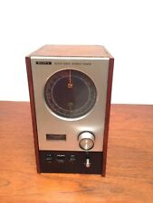 SONY  FM-AM FM Stereo TUNER  ST-80W vintage 60's  Solid State  Rare JAPAN