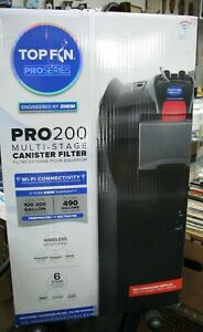 Brand New Top Fin®PRO200 WiFi Multi-Stage Canister Filter Powered by Eheim