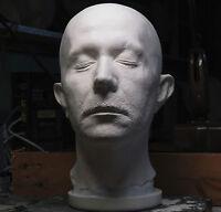 Gary Oldman Full Head Life Mask Lifecast Bust Commissioner Gordon Dark Knight