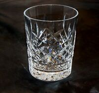 Waterford Crystal Lismore Double Old Fashioned Glass