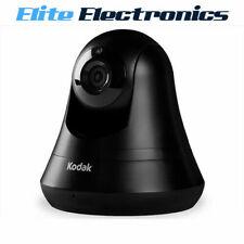 KODAK CFH-S15 2MB HD WI-FI VIDEO SECURITY CAMERA PAN/TILT & FREE CLOUD STORAGE