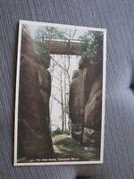 Early Kent postcard - The High Rocks - Tunbridge Wells