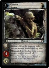 1x LOTR Lord of the Rings TCG 11RF5 Gollum, Skulker FOIL