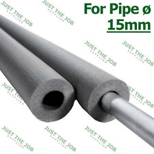 15mm Pipe Insulation Climaflex Foam Lagging Wrap for Copper Plastic Steel Piping