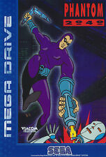 ## Phantom 2040 - SEGA Mega Drive / MD Spiel - TOP ##