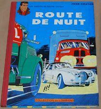 Michel Vaillant -4- / Route de nuit / EO Française 1962  / BE+