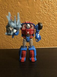 Transformers Generations Legends Class Gears Loose with Eclipse.