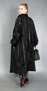 398 GLAMOROUS REAL SWAKARA PERSIAN BROADTAIL COAT FUR BEAUTIFUL LOOK SIZE 4XL