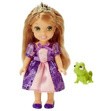Disney Princess Petite Toddler Doll-Rapunzel Pascal et * Brand New *