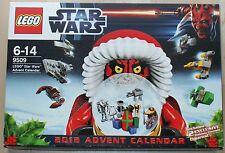 Lego - Star Wars - 9509 - Adventskalender 2012 - NEU - KOMPLETT - OVP
