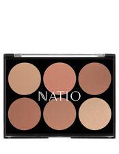 NEW Natio Glowing Bronzer Palette
