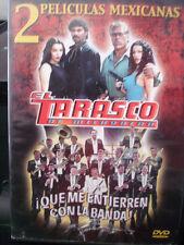 El Tarasco de Michoacan/Que Me Entierren Con La Banda (DVD, 2005, No subtitles)