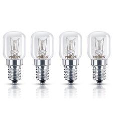 2 x 25w Philips de marque Four Lampes / E14 ses Petit Vis Edison Cuisinière