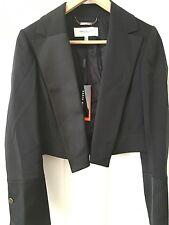 Karen Millen short smart black jacket .. size 10