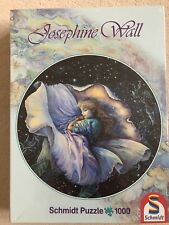 Flower Bed By Josephine Wall 1000 Piece Jigsaw Puzzle,NEW&SEALED, RARE