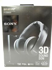 New 2017 Sony MDR-DS6500 Wireless 7.1 3D Digital Surround Sound Headphones