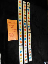 WATLING REPRODUCTION WATLING MB1F MB2F MB3F ANTIQUE SLOT MACHINE REEL STRIPS