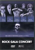 Bee Gees DVD Rock Gala Concert Elton John Phil Collins Joe Cocker Eric Clapton