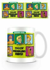 Scooby Doo - Faces Poster Foto-Tasse Becher (9x8cm) #91811