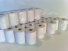 Rollos De Papel Térmico 57mm X 45mm Para Impresoras Térmicas Epson, 20 rollos de recibo hasta