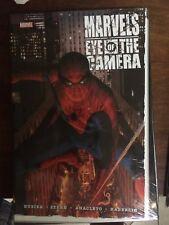 Marvel comics Marvels Eye of the Camera Kurt Busiek Hardcover Brand New