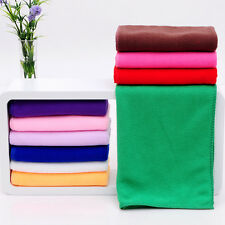 60*30cm Absorben Cloth Cleaning Towel Clean Car Home Kitchen Cleaning Wash Cloth
