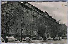France Paris - Cite Universitaire City City College 1961 real photo postcard