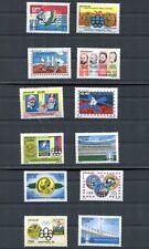 Uruguay Nr. 1432 - 1443 ** Jahresereignisse, Blockeinzelmarken