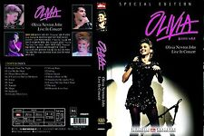 Olivia Newton John : Live in Concert (DVD,All,Sealed,New) Tracking number: [Add