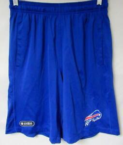 Buffalo Bills Under Armour Mens S M L Screened Performance Athletic Shorts B4 21